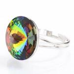 Prsten s krystaly Swarovski Rivoli 47112218VM