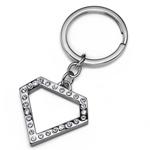 Přívěsek na klíče s krystaly Swarovski Oliver Weber Diamond
