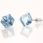Náušnice s krystaly Swarovski 713887AQ