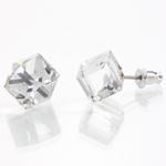 Náušnice s krystaly Swarovski 713887CR