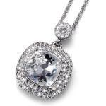 Přívěsek s krystaly Swarovski Oliver Weber Autentic Crystal