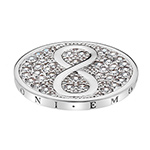 Přívěsek Hot Diamonds Emozioni Infinity Coin