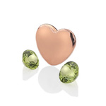 Přívěsek Hot Diamonds Srdce Srpen Anais element EX139