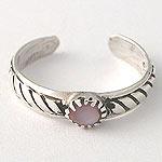 www.piercing-sperky.cz : Prsten na nohu NOHX8rose