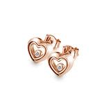 Stříbrné náušnice Hot Diamonds Anais RG AE014