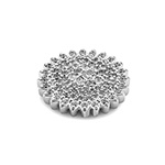Pøívìsek Hot Diamonds Emozioni Spirzzare Coin EC460-461