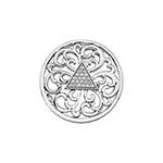 Přívěsek Hot Diamonds Emozioni Cleopatra Coin EC466-467