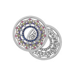 Přívěsek Hot Diamonds Emozioni Dreamer Coin EC476-477