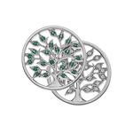Přívěsek Hot Diamonds Emozioni Balance and Harmony Nature Coin EC482-483