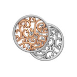 Přívěsek Hot Diamonds Emozioni Creativity coin EC484-485