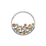Pøívìsek Hot Diamonds Emozioni Nettare Coin EC488-489