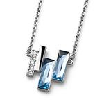 Stříbrný přívěsek s krystaly Swarovski Oliver Weber 11793