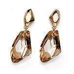Náušnice s krystaly Swarovski Oliver Weber 22685G