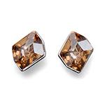 Støíbrné náušnice s krystaly Swarovski Oliver Weber 22690