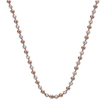 Støíbrný øetízek Hot Diamonds Emozioni Bead Silver Rose 45