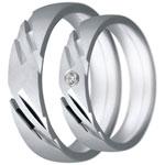 Snubní prsteny kolekce CLAUDIA15