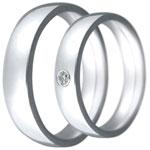 Snubní prsteny kolekce CLAUDIA2