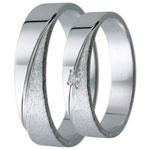 Snubní prsteny kolekce D8