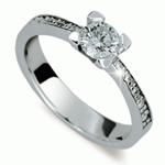 Briliantový prsten Danfil DF1961