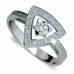 Briliantový prsten Danfil DF1970
