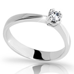 Prsten s brilianty Danfil DF2119