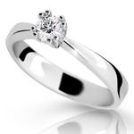 Prsten s brilianty Danfil DF2287