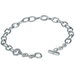 Náramek Hot Diamonds Charm Classic Silver