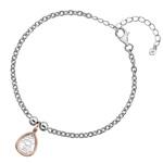 Støíbrný náramek Hot Diamonds Luxury DL562