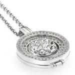 Stříbrný náhrdelník Hot Diamonds Emozioni DP487EC224CH025