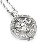 Stříbrný náhrdelník Hot Diamonds Emozioni DP487EC231CH025