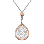 Stříbrný přívěsek Hot Diamonds Luxury DP656