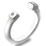 Stříbrný prsten Hot Diamonds Lucky