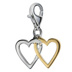 Přívěsek Hot Diamonds Love Luck Happiness DT025