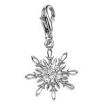 Stříbrný přívěsek Hot Diamonds Winter Wonderland Snowflake