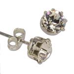 Náušnice s krystaly Swarovski Crystal