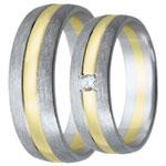 Snubní prsteny kolekce HARMONY20