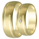 Snubní prsteny kolekce HARMONY24