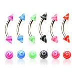 Piercing do obočí OB01155