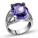 Prsten s krystaly Swarovski Oliver Weber World 2435-539