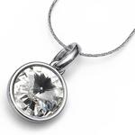 Přívěsek s krystaly Swarovski Oliver Weber Fun Crystal
