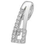 Zlatý přívěsek AVRO Diamonds PGDIA124