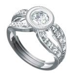 Zásnubní prsten Dianka 815