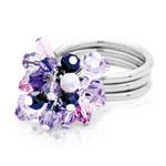 Ocelový prsten Inori RINR110