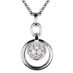 Stříbrný přívěsek Presence S10-921-45