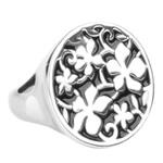 Stříbrný prsten Présence S11-293