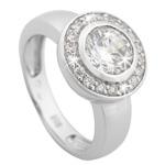 Stříbrný prsten Chiara Circle SCIF0-R14