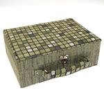 Šperkovnice JKBox Cube Green SP289-A19 - II.jakost