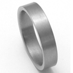 Pánský titanový snubní prsten TTN0701