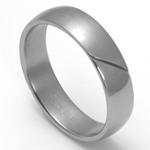Pánský titanový snubní prsten TTN1201