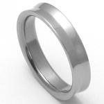 Pánský titanový snubní prsten TTN1401